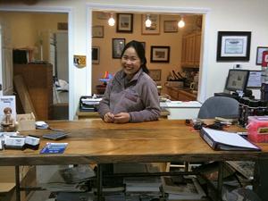 Sarah Duffendack General Manager
